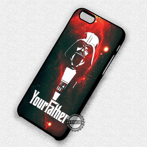 Your Father Darth Vader - iPhone 7 6 Plus 5c 5s SE Cases & Covers