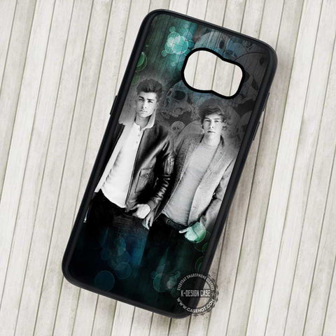 Zayn malik & Harry Styles - Samsung Galaxy S7 S6 S5 Note 7 Cases & Covers