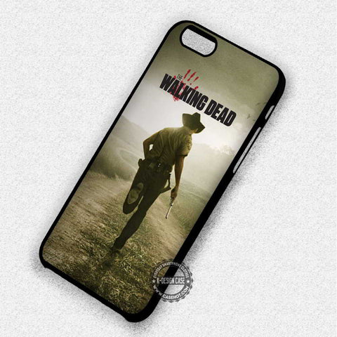 Zombie The Walking Dead - iPhone 7 6 Plus 5c 5s SE Cases & Covers