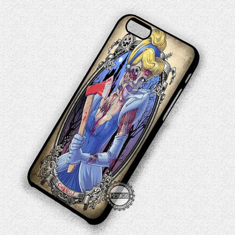 Zombie Disney Cinderella - iPhone 7 6 Plus 5c 5s SE Cases & Covers