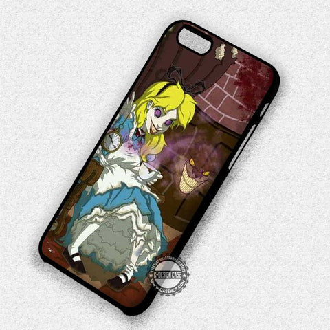 Zombie Alice Scary Disney - iPhone 7 6 Plus 5c 5s SE Cases & Covers