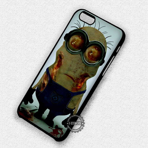 Zombie Minion Horror Banana Cartoon - iPhone 7 6 5 SE Cases & Covers