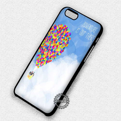 Flying House Disney Up Adventure Out There - iPhone 7 6 Plus 5c 5s SE Cases & Covers
