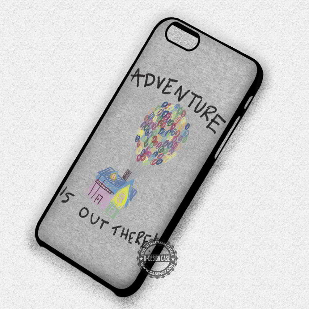Adventure is Out There Disney UP Flying House - iPhone 7 6 Plus 5c 5s SE  Cases & Covers