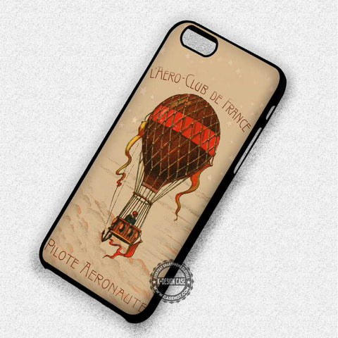 Air Balloon Adventure - iPhone 7 6S 5C SE Cases & Covers - samsungiphonecases