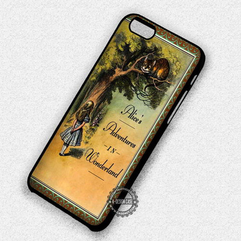 Alice In Wonderland Paint Art Disney - iPhone 7 6s 5c 4s SE Cases & Covers