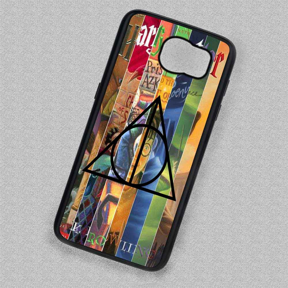 8059f7124e8 All Books with Symbol Gryffindor - Samsung Galaxy S7 S6 S5 Note 7 Case –  samsungiphonecases
