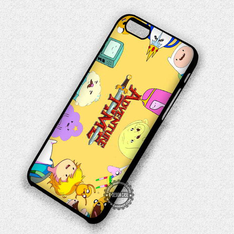 All Characters Around - iPhone 7 6S 5 5S SE Cases & Covers - samsungiphonecases