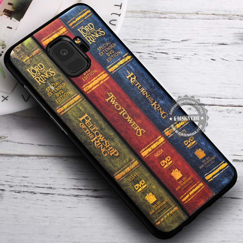 All Trilogy Lord of The Rings - Samsung Galaxy S8 S7 S6 Note 8 Cases & Covers #SamsungS9