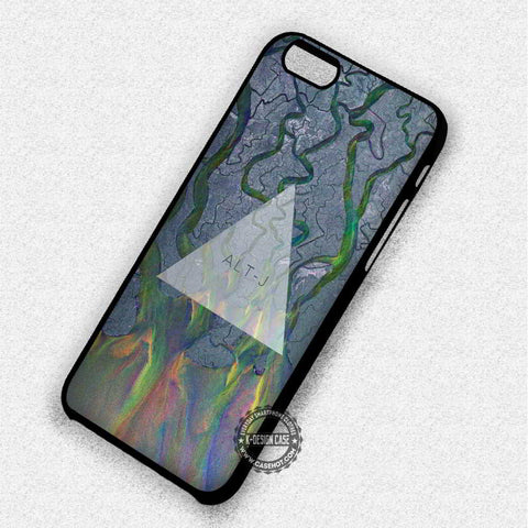ALT J Logo Album - iPhone 7 6 Plus 5c 5s SE Cases & Covers