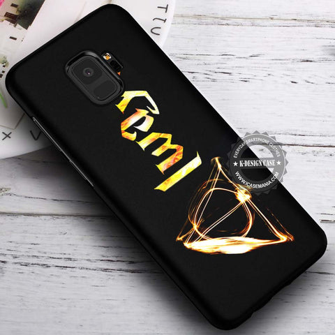 Always Deathly Hallows Harry Potter - Samsung Galaxy S8 S7 S6 Note 8 Cases & Covers #SamsungS9