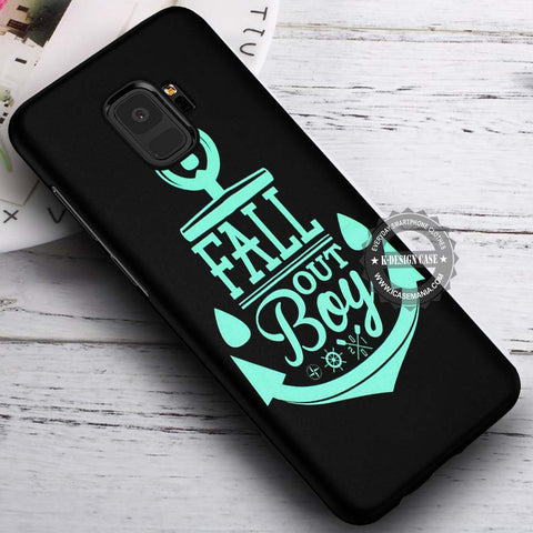 Anchor For Logo FOB - Samsung Galaxy S8 S7 S6 Note 8 Cases & Covers #SamsungS9