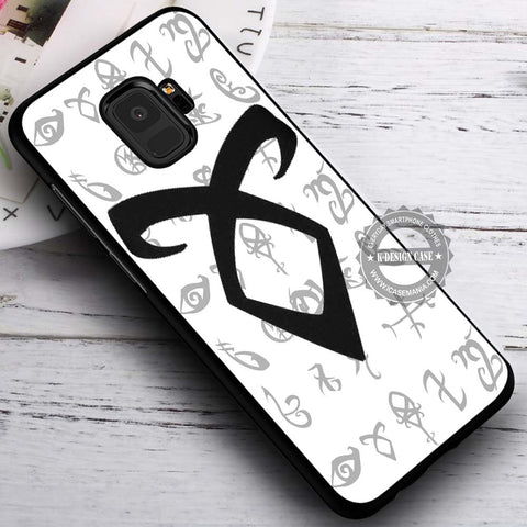 Mortal Instrument Angelic Power - Samsung Galaxy S8 S7 S6 Note 8 Cases & Covers #SamsungS9