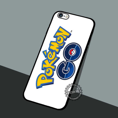 Anime Logo Pokemon - iPhone 7 6 5 SE Cases & Covers