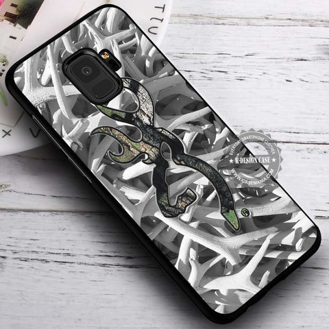 Antlers Image Camouflage - Samsung Galaxy S8 S7 S6 Note 8 Cases & Covers #SamsungS9