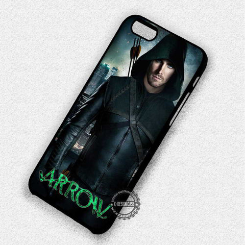 Archer Image Arrow Green Oliver Movie - iPhone 7 6 5 SE Cases & Covers