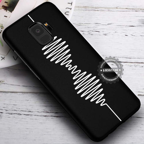 Arctic Monkeys Band Cool Logo - Samsung Galaxy S8 S7 S6 Note 8 Cases & Covers #SamsungS9