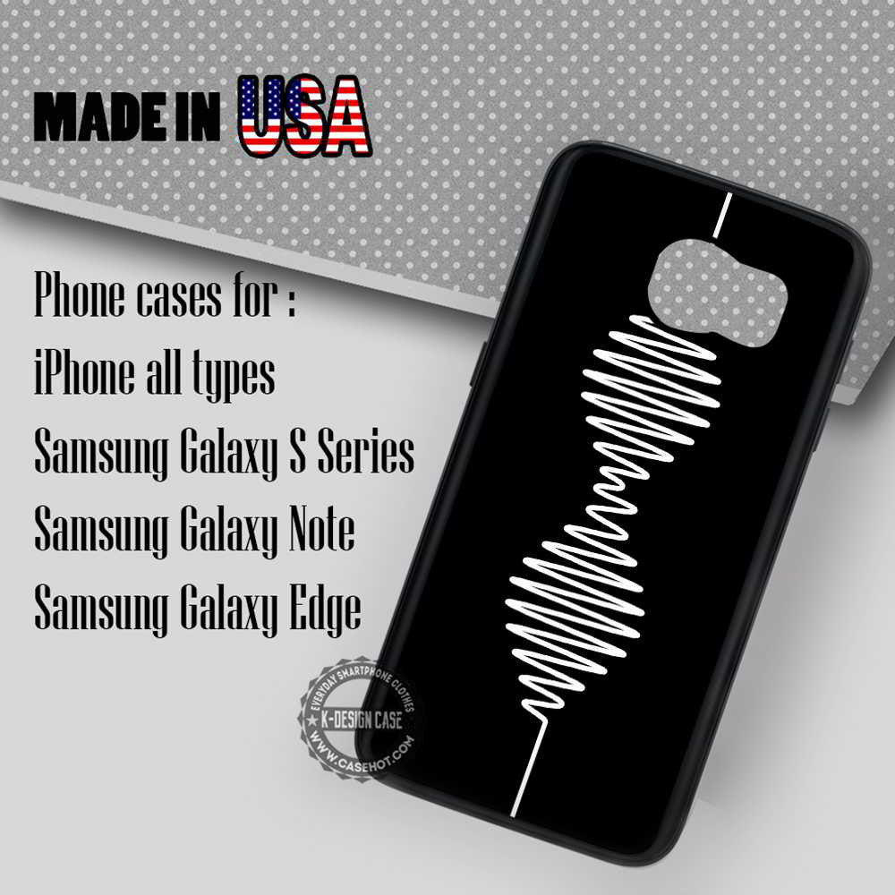 Arctic Monkeys Logo Samsung Galaxy S7 S6 S5 Note 5 Cases Covers