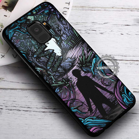 Artwork Homesick ADTR - Samsung Galaxy S8 S7 S6 Note 8 Cases & Covers #SamsungS9
