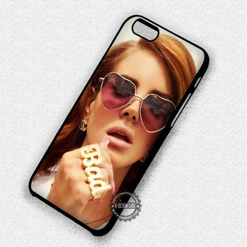 Bad Girl Lana Del Rey Singer - iPhone 7 6 5 SE Cases & Covers