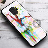 Ballet Water Color Art Hero  - Samsung Galaxy S8 S7 S6 Note 8 Cases & Covers #SamsungS9