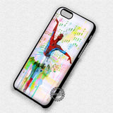Spiderman Ballet Marvel - iPhone 7 6 Plus 5c 5s SE Cases & Covers