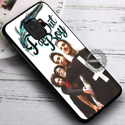 Band Fall Out Boy - Samsung Galaxy S8 S7 S6 Note 8 Cases & Covers #SamsungS9