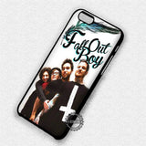 Band Fall Out Boy - iPhone 7 6 Plus 5c 5s SE Cases & Covers