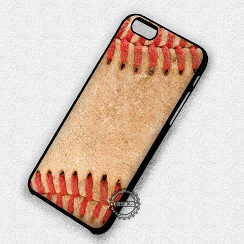 Base Ball Sport - iPhone 7 6 Plus 5c 5s SE Cases & Covers