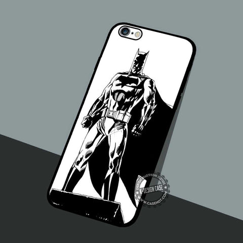Batman Dawn of Justice - iPhone 7 6 Plus Cases & Covers