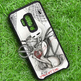 Be Mine Only Jack Skellington - Samsung Galaxy S8 S7 S6 Note 8 Cases & Covers #SamsungS9