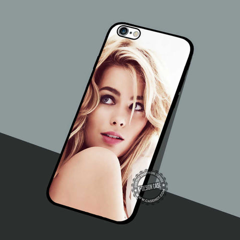 Beautiful Margot Robbie - iPhone 7 6 5 SE Cases & Covers