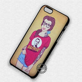 Belle Punk Tattoo - iPhone 7 6 Plus 5c 5s SE Cases & Covers