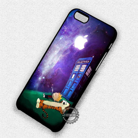 Best Friend and Police Box - iPhone 7 6 Plus 5c 5s SE Cases & Covers