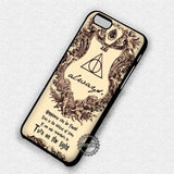 Best Quotes Harry Potter - iPhone 7 6 Plus 5c 5s SE Cases & Covers