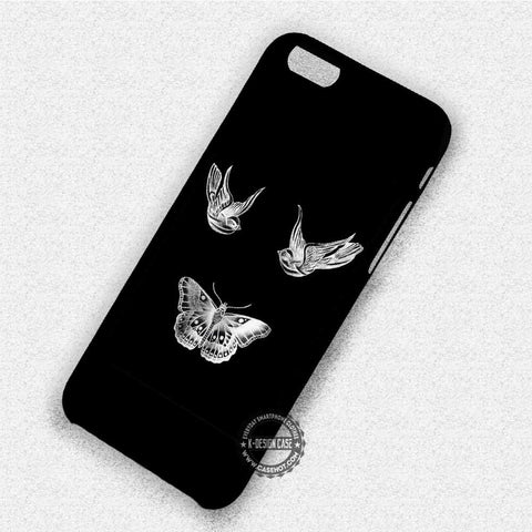 Harry Styles Tattoo Black - iPhone 7 6 Plus 5c 5s SE Cases & Covers