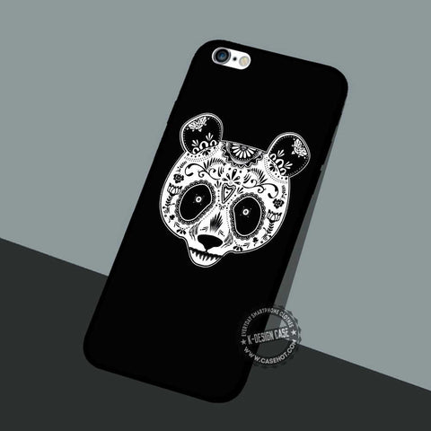 Black and White Grunge - iPhone 7 6 5 SE Cases & Covers
