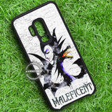 Black Witch Maleficent - Samsung Galaxy S8 S7 S6 Note 8 Cases & Covers #SamsungS9