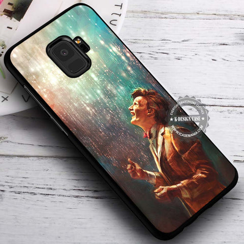 Blingee Rain Doctor Who - Samsung Galaxy S8 S7 S6 Note 8 Cases & Covers #SamsungS9