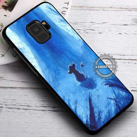 Blue Simba Starring On Lion King - Samsung Galaxy S8 S7 S6 Note 8 Cases & Covers #SamsungS9