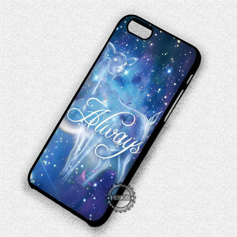 Blue Galaxy Nebula - iPhone 7 6 Plus 5c 5s SE Cases & Covers