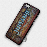 Board Game Jumanji - iPhone 7 6 Plus 5c 5s SE Cases & Covers