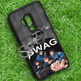 Breakfast Swag Club Friends - Samsung Galaxy S8 S7 S6 Note 8 Cases & Covers #SamsungS9