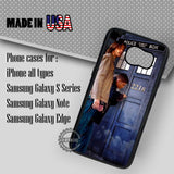 Entry Tardis Superwholock - Samsung Galaxy S7 S6 S5 Note 5 Cases & Covers