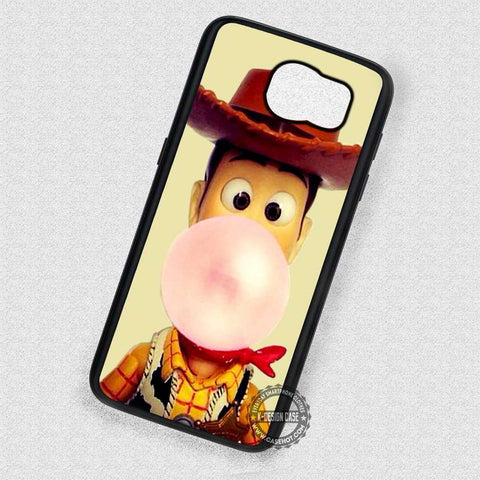 Bubblegum Toy Kids Cowboy - Samsung Galaxy S7 S6 S5 Note 7 Cases & Covers