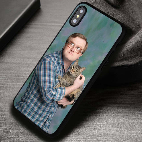 Bubbles of Trailer Park Boys Friends - iPhone X Case