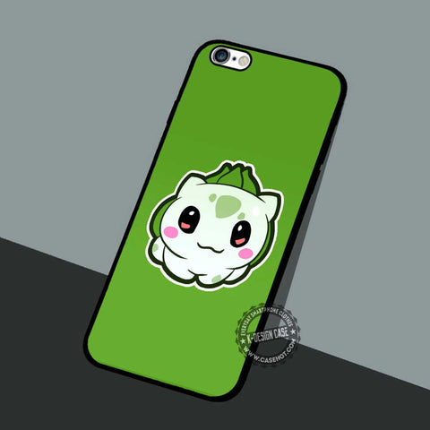 Bulbasaur Cell Wallpaper - iPhone 7 6 5 SE Cases & Covers