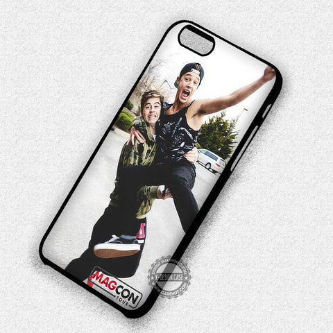 Nash Grier Funny Moment - iPhone 7 6S 5 5C SE Cases & Covers