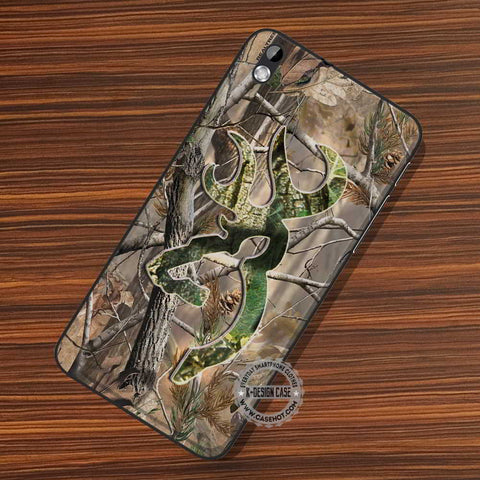 Camo Browning Camouflage - LG Nexus Sony HTC Phone Cases and Covers