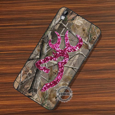 Camo Browning Pink - LG Nexus Sony HTC Phone Cases and Covers